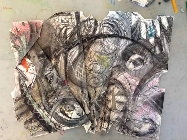 Colourful figurative painter & art blogger