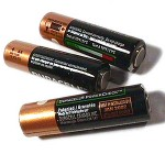 Shoppers Drugmart throws used batteries in the garbage