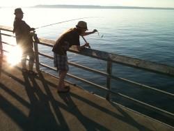 Cruising Puget Sound – Edmonds