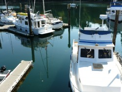 Cruising in Langley, Whidbey Island