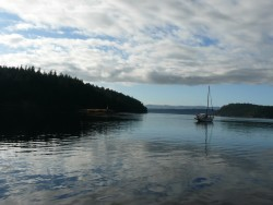 Last day, Silva Bay to Gibsons