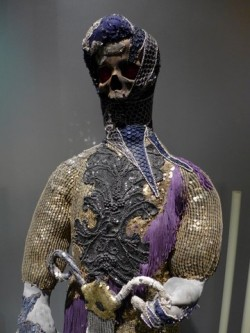 Vodou exhibition at Canadian Museum of Civilzation