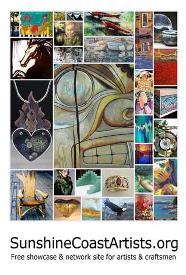 Sunshine_CoastBC_artists543