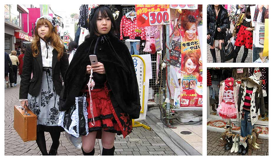 art-photography-Harajuku-Japan