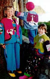 120_kids_jacket, Pavelka Design Independent sewing patterns, interesting sewing patterns, decorated childrens applique jacket pattern