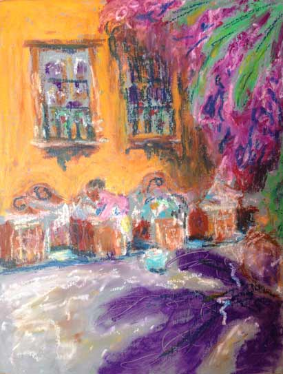 Mexico_plein_air_wash-house