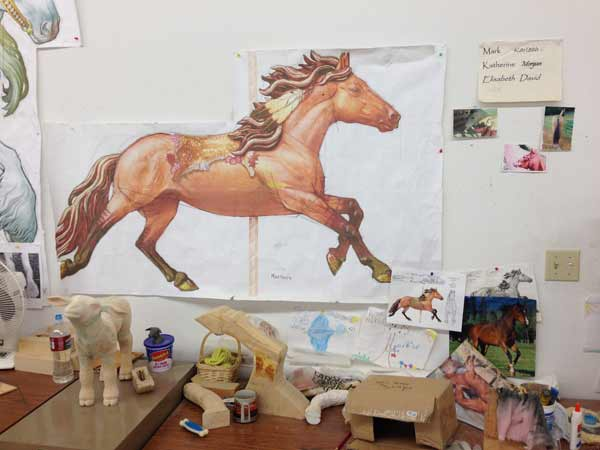 Albany_Carousel_horse1
