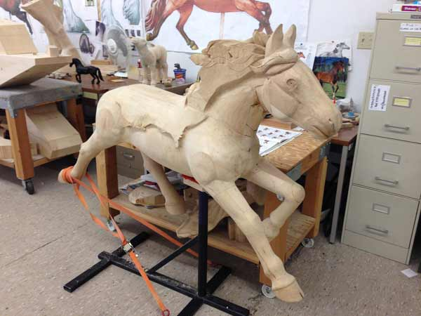 Albany_Carousel_horse2