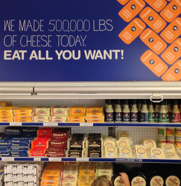 Tillamock-cheese