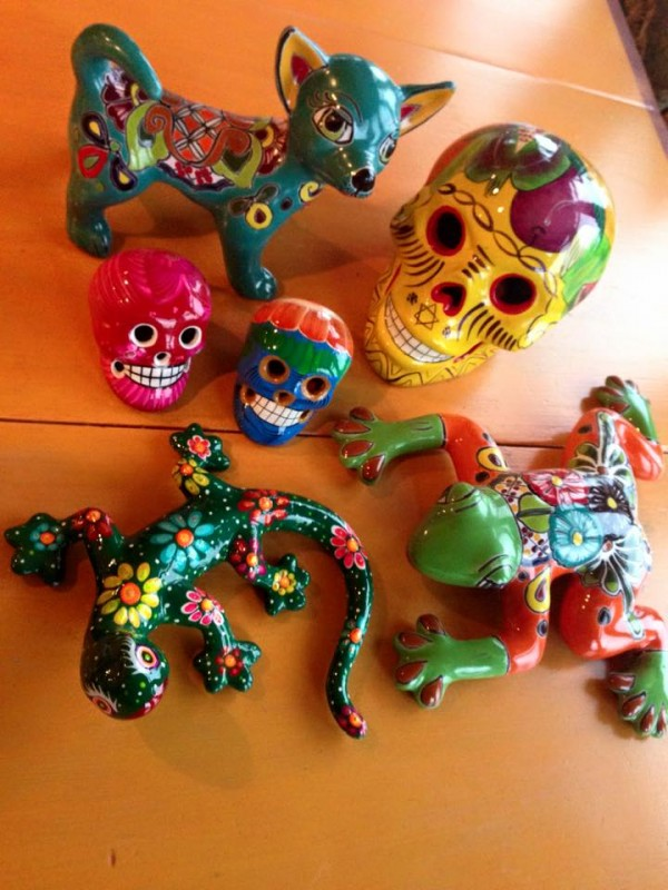 Mexico-pottery