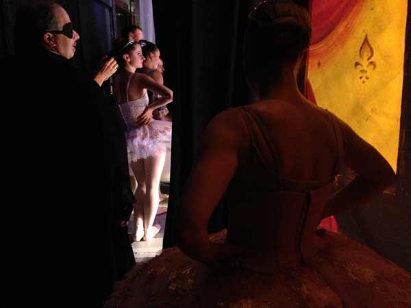Nutcracker Ballet, CoastingAlongTheatre.org, Gibsons, BC, 2012