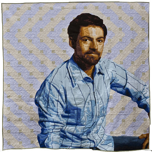 Luke Haynes quilts