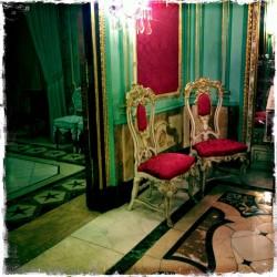 Valencia, sumptuous Palace museum of ceramics