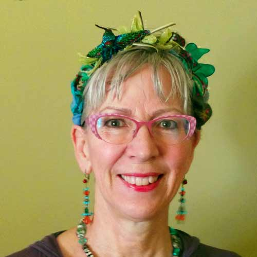 Paula O'Brien, visual artist