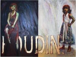 New oil paintings