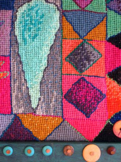 Paula O'Brien, Pavelka Design, art textiles