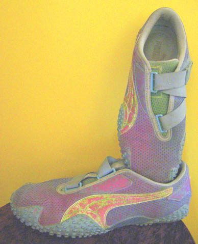 hand painted shoes, decorate your own shoes, hand painted running shoes, decorated running shoes