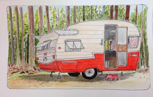 Shasta-trailer-watercolor