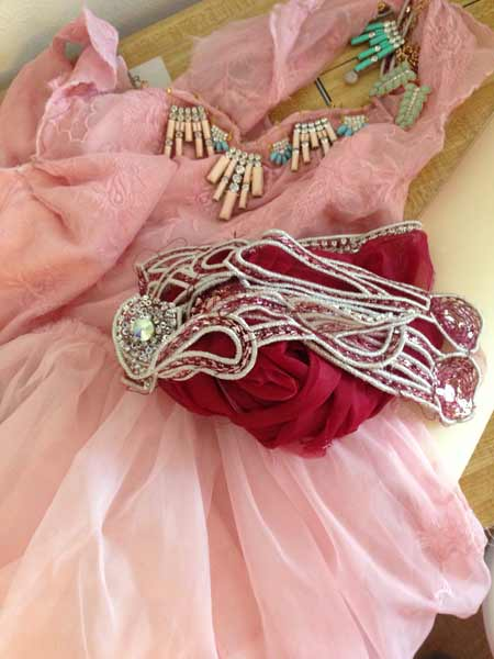 pink-wedding-dress