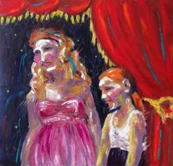 Art Crawl 2014, Paula O'Brien #17 on map