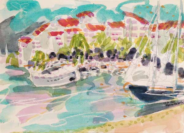 Mexico-sailboats-watercolor