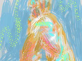 digital life drawing youtube video Brushes Redux